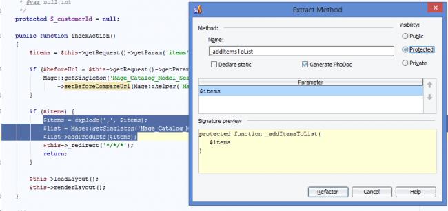 phpstorm-extract-method-650x307